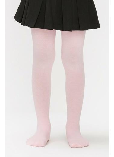 Penti Pretty Extra Cotton Külotlu Çorap Pembe